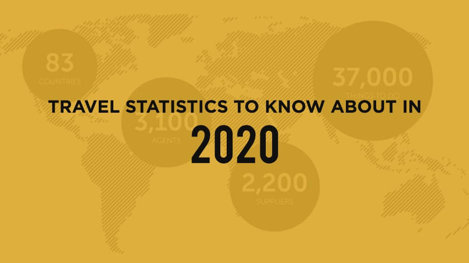 Travel Statistics to Know About in 2020