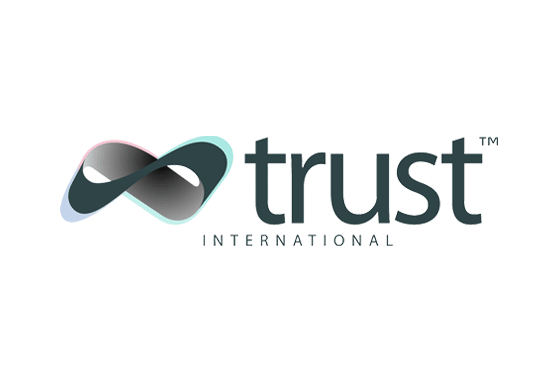 Trust International logo