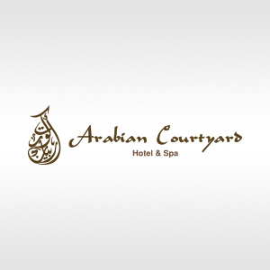 Arabian Courtyard